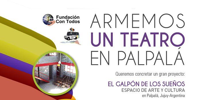 Campaña de la Secretaría de Extensión: El Galpón de los Sueñ...